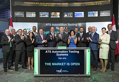Automation Tooling Systems Inc.